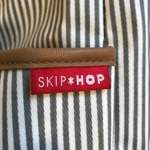 Skip Hop Accessories - Skip Hop Special Edition French Stripe Diaper Bag